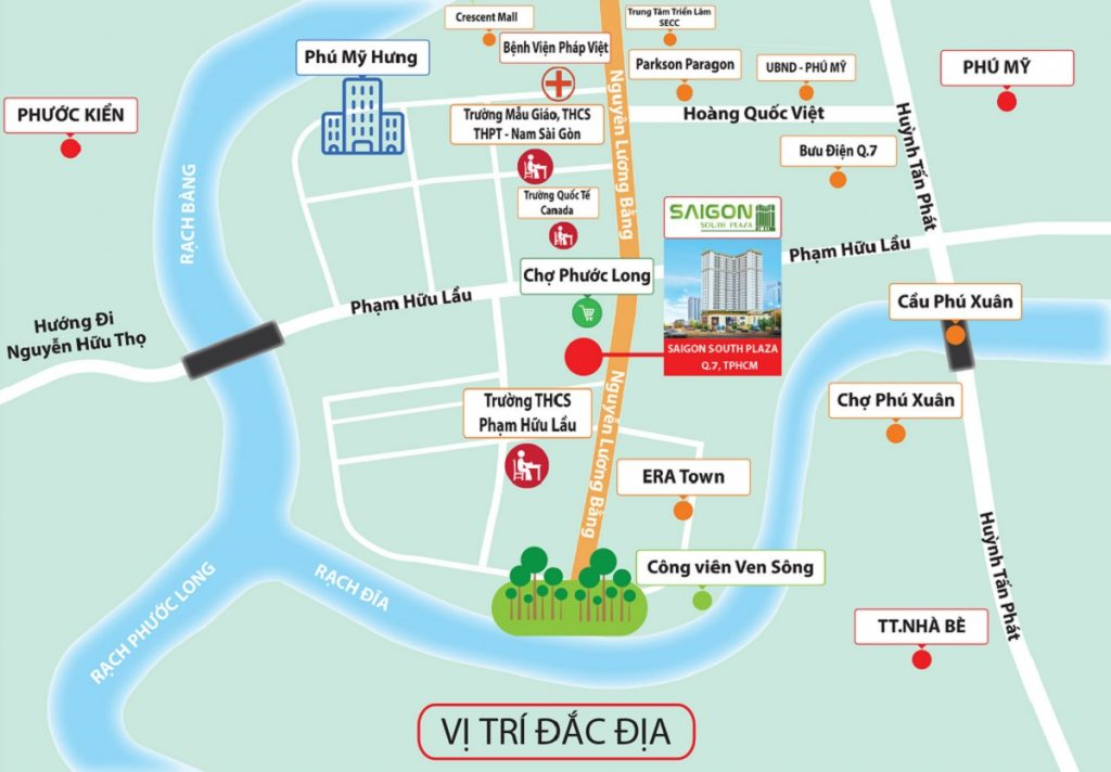 Saigon South Plaza