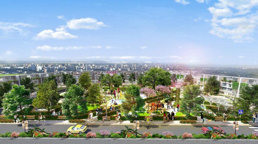 Đầu tư đất nền Golden City Long Thành