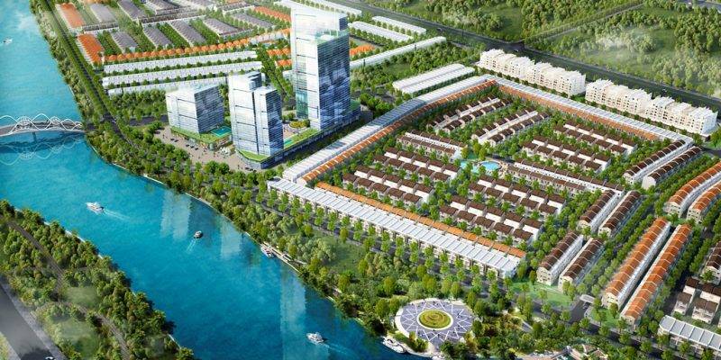 The Sun City Thuận An