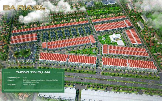 Dự án Bà Rịa City Gate