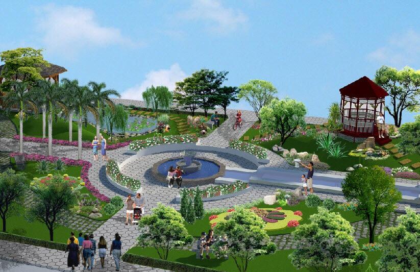 Dự án Hoàng Phúc Garden