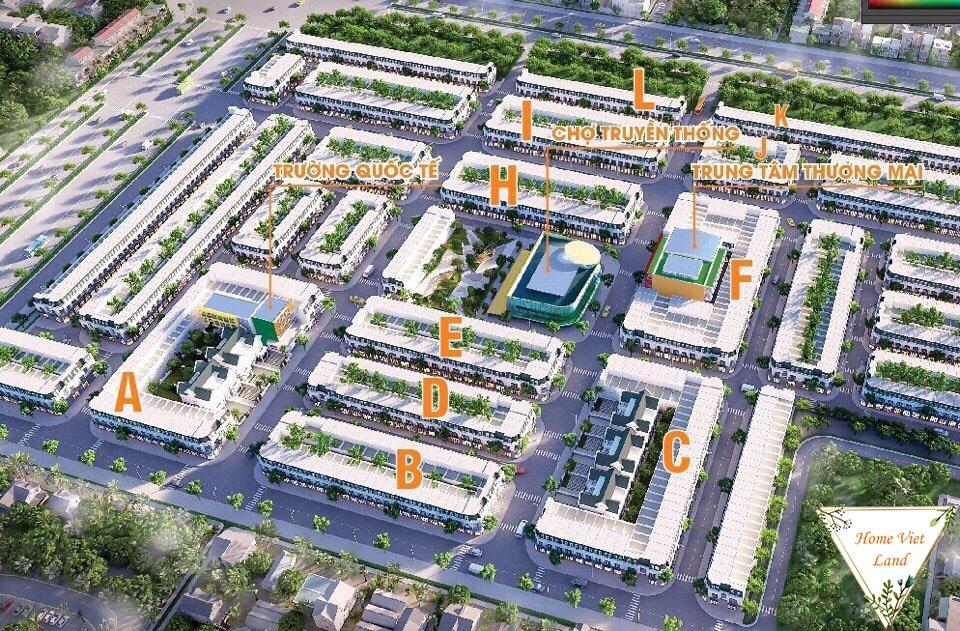 Tiện ích khu Nhà ở Thương mại - Chủ đầu tư Phú Hồng Thịnh