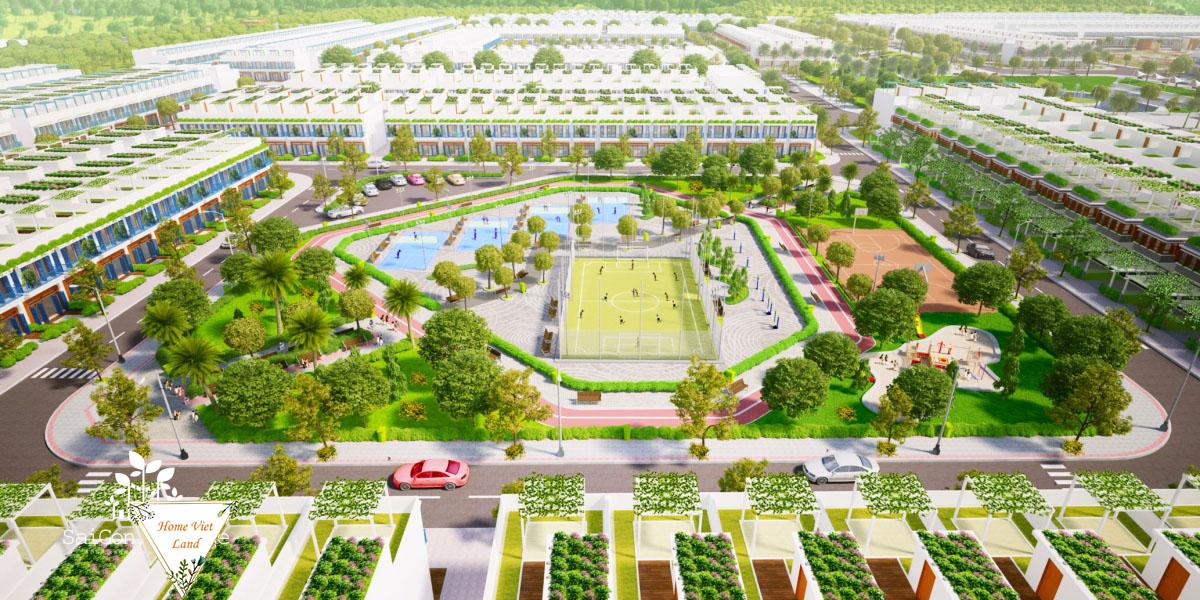 Đất nền Luxury Central Cần Giuộc