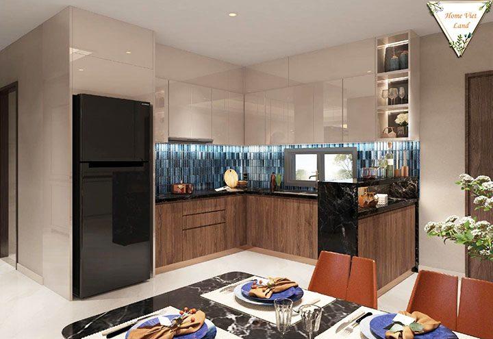 Nhà bếp thiết kế mẫu
