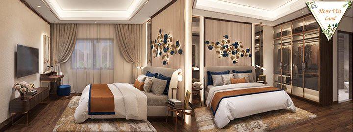 Phối cảnh 3D phòng ngủ