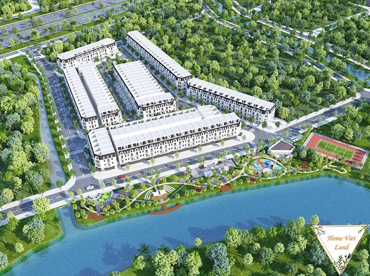 Thiết kế Pier IX - Quận 12