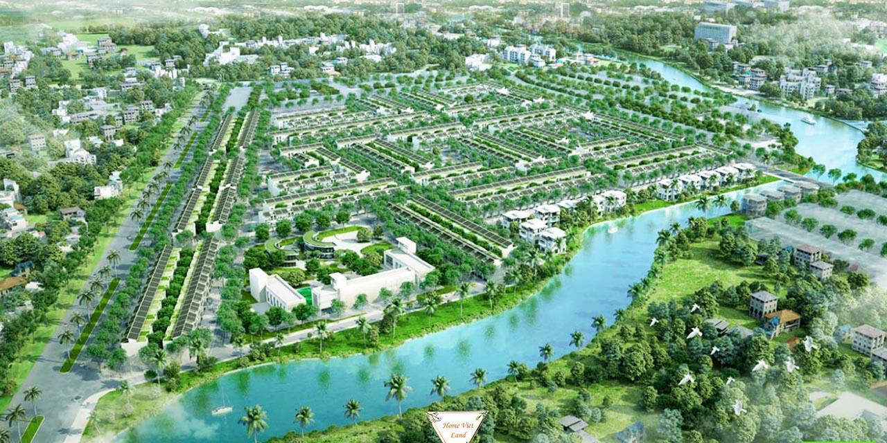 Dự án khu dân cư Đức Hạnh Villa Eden