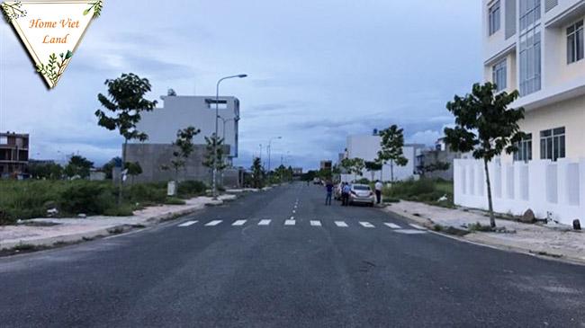Hạ tầng An Lạc Riverside - Đất nền Nguyễn Hữu Trí