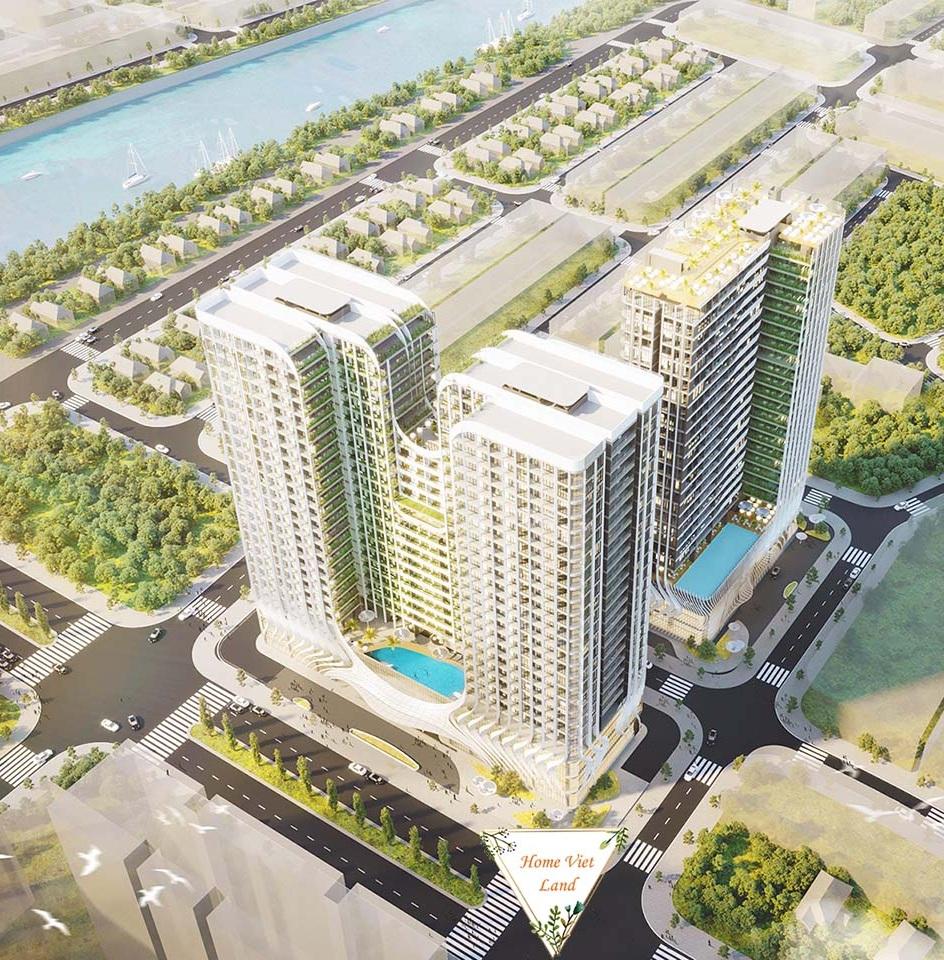 Dự án Lux Riverview Trần Xuân Soạn