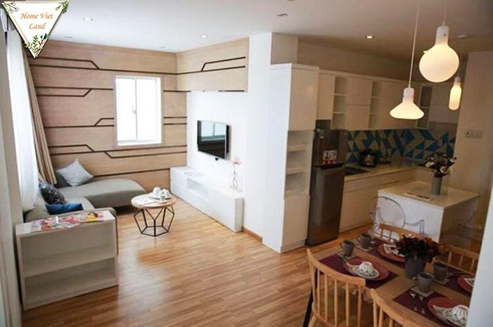 Thiết kế Thái An Apartment