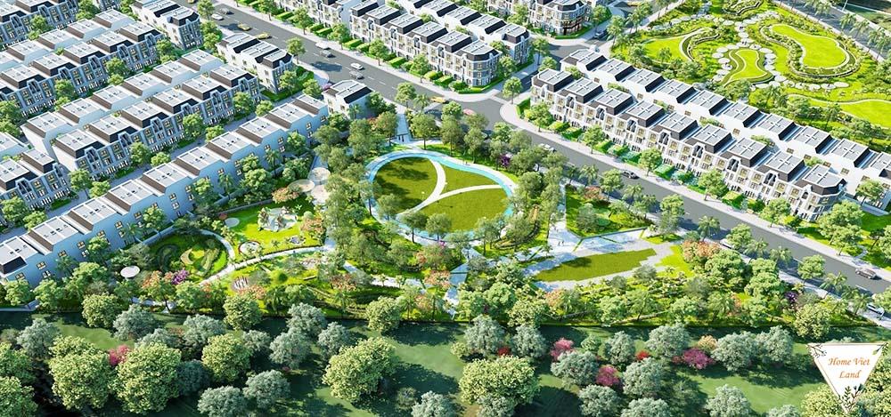 Công viên xanh Green Park