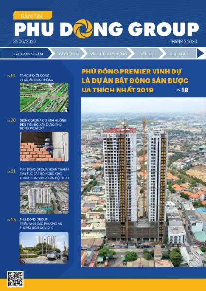 Lịch sử Phú Đông Group