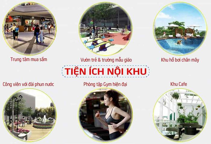 Tiện ích nội khu Saigon Asiana