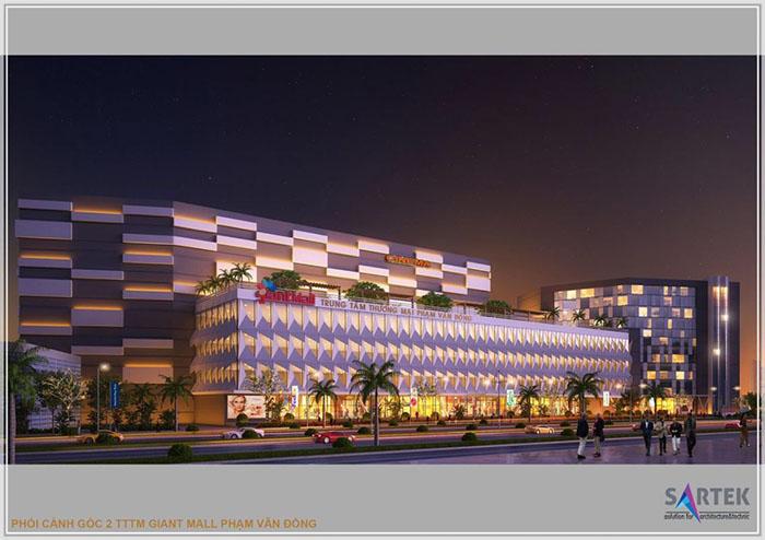 Trung tâm thương mại Giant Mall
