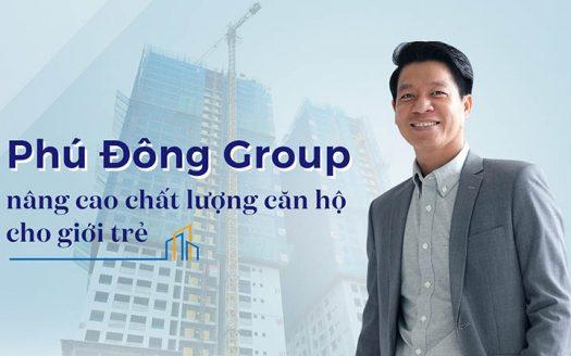 Phú Đông Group & CEO Ngô Quang Phúc