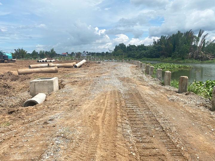 Hình ảnh cơ sở hạ tầng dự án